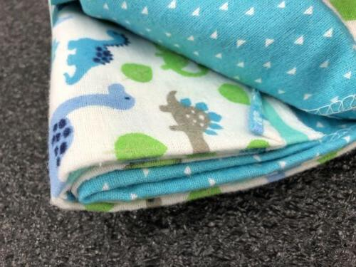 Newborn Infant Receiving Blankets 100% Soft Cotton