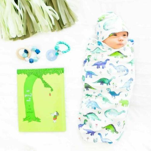 Newborn Baby Toddler Swaddle Blanket Bag