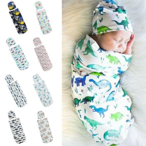 newborn infant baby toddler swaddle wrap blanket