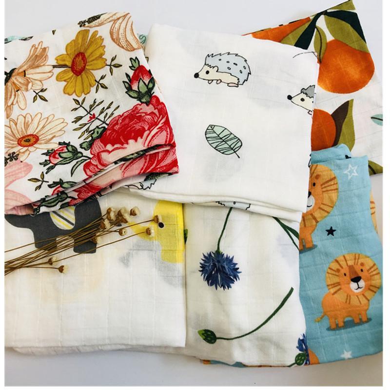 newborn cotton <font><b>baby</b></font> <font><b>blanket</b></font> swaddle diaper