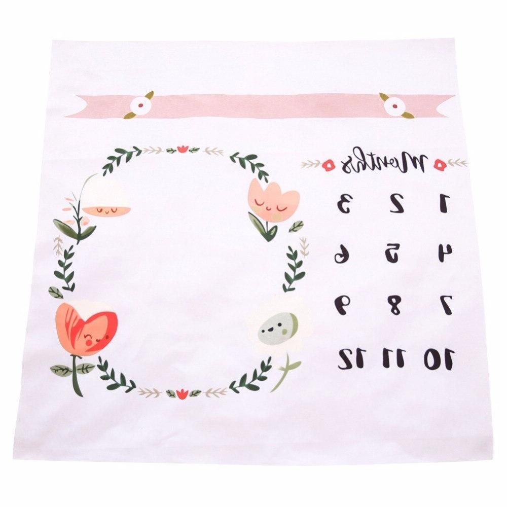 Newborns <font><b>Linens</b></font> Polyester 100 X 100cm Ph
