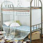 Newly Mosquito Net Home Children Bunk Bed 4 Corners Netting