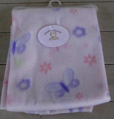 nice new 28 by 28 receiving blanket