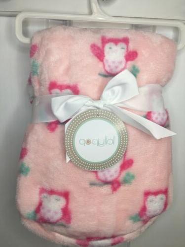 NWT Baby Girls Owl Lollypop