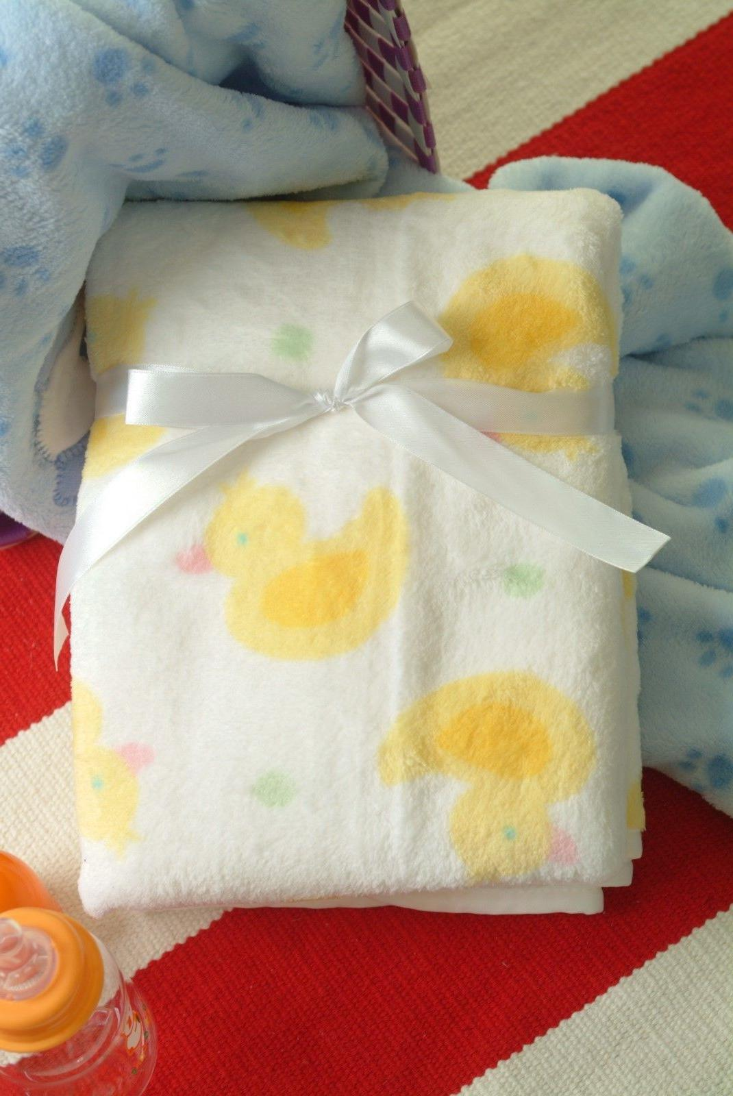 NWT Baby Warm Soft Blanket Size