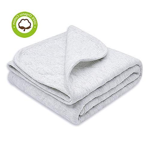 organic cotton baby blanket warm
