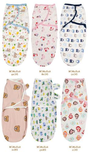 Organic Infant Swaddle Easy Wrap Swaddling Blanket 0-4