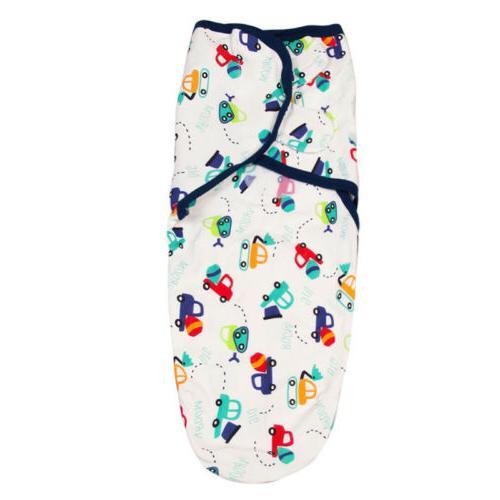 Organic Infant Swaddle Swaddling Blanket 0-4