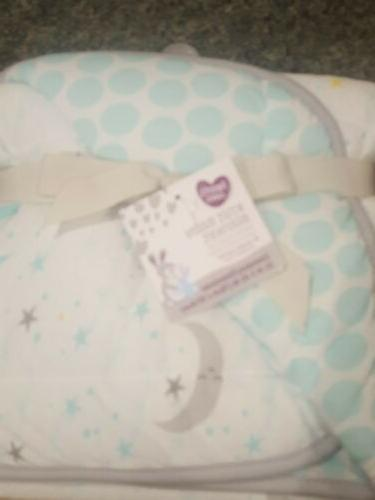 parents choice double layered knit baby blanket