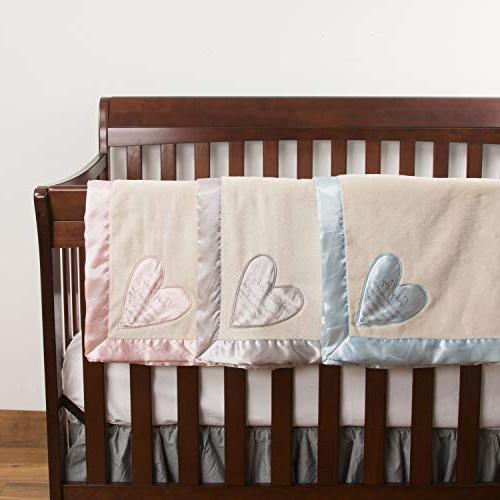 Royal Plush Baby's First Blanket x Inch