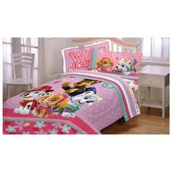 New Paw Patrol Twin-Full Comforter - Best Pup Pals Skye Ever