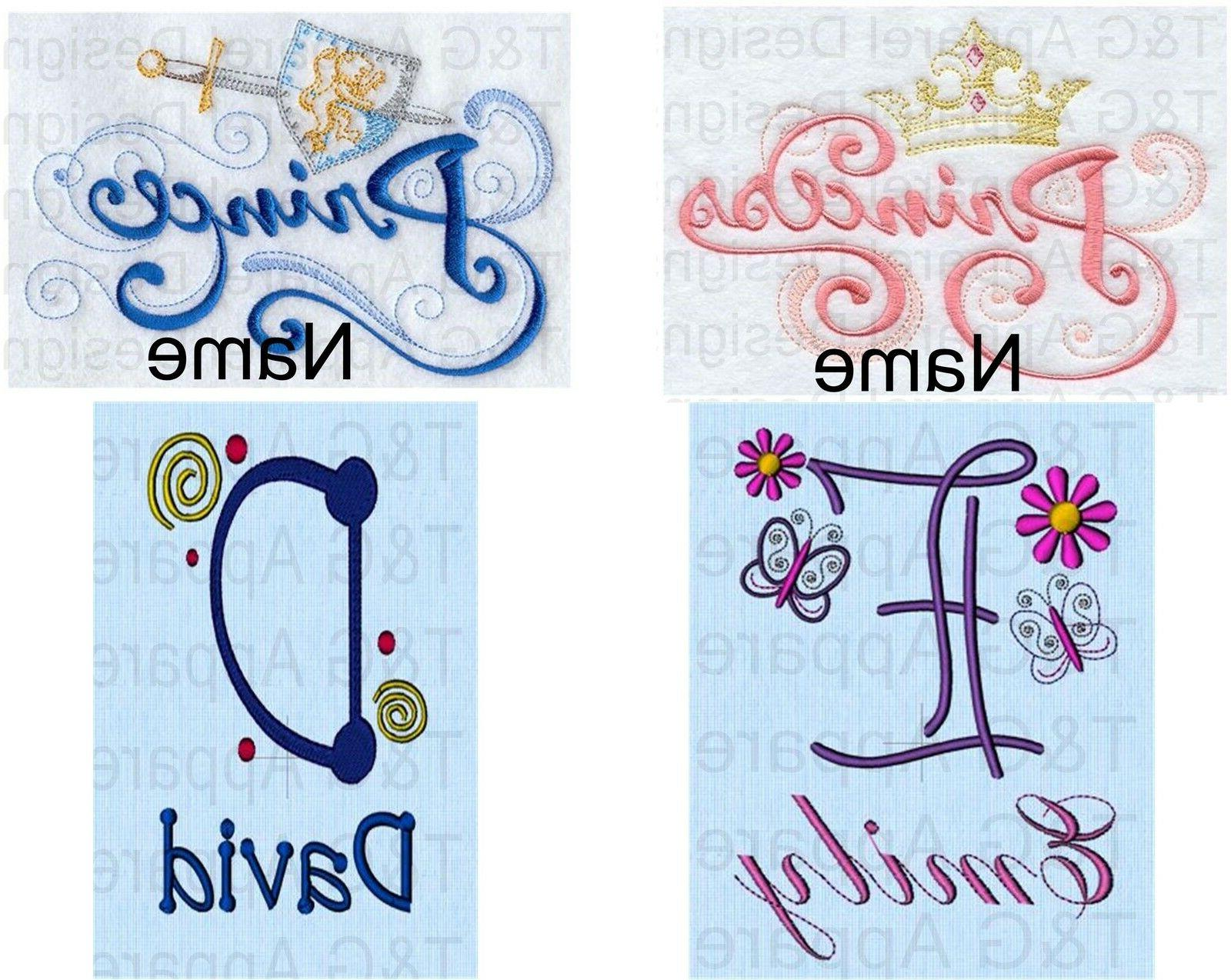 Personalized Monogrammed - 6