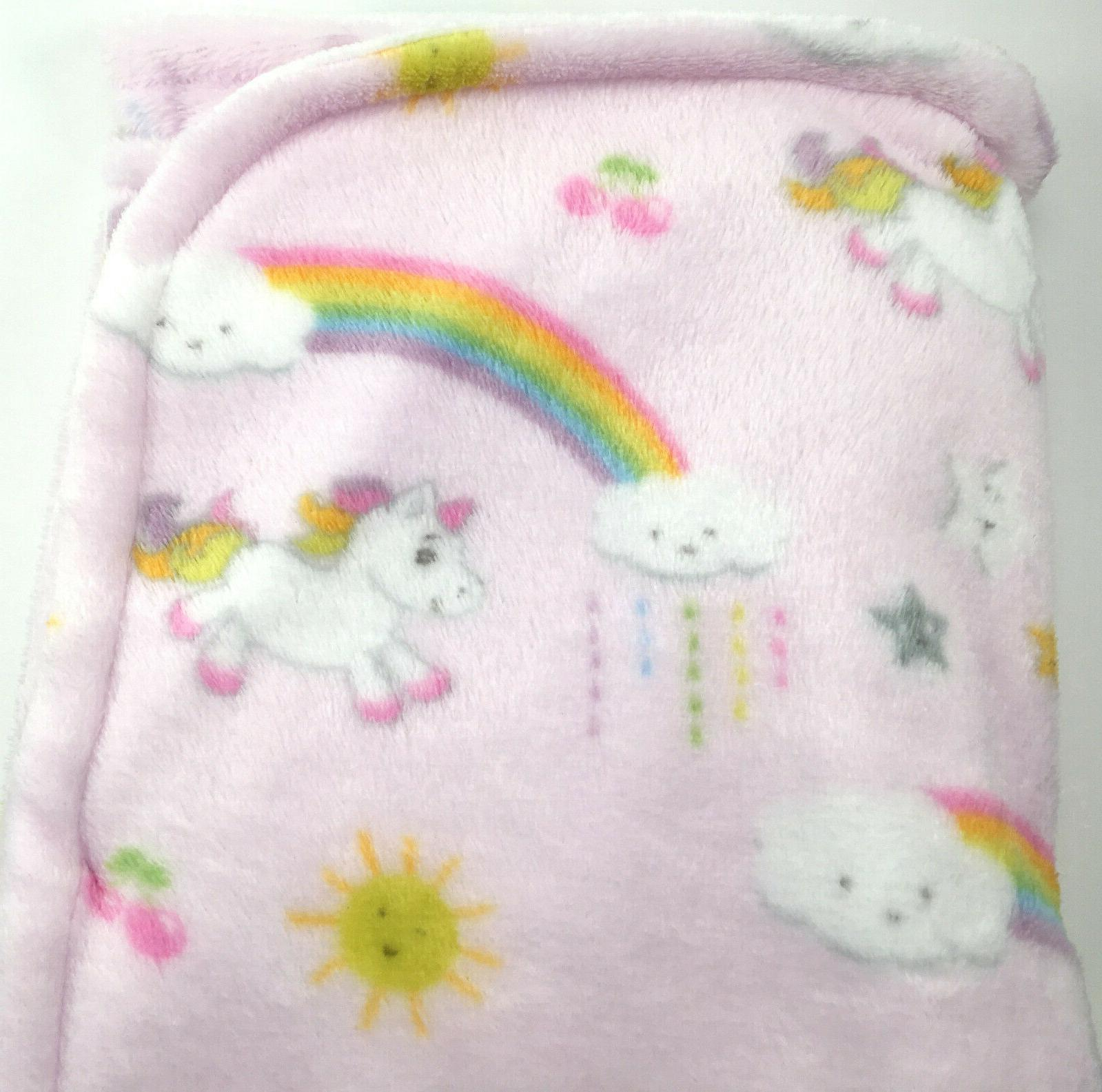 Pink Blanket by Blankets & Beyond NWT