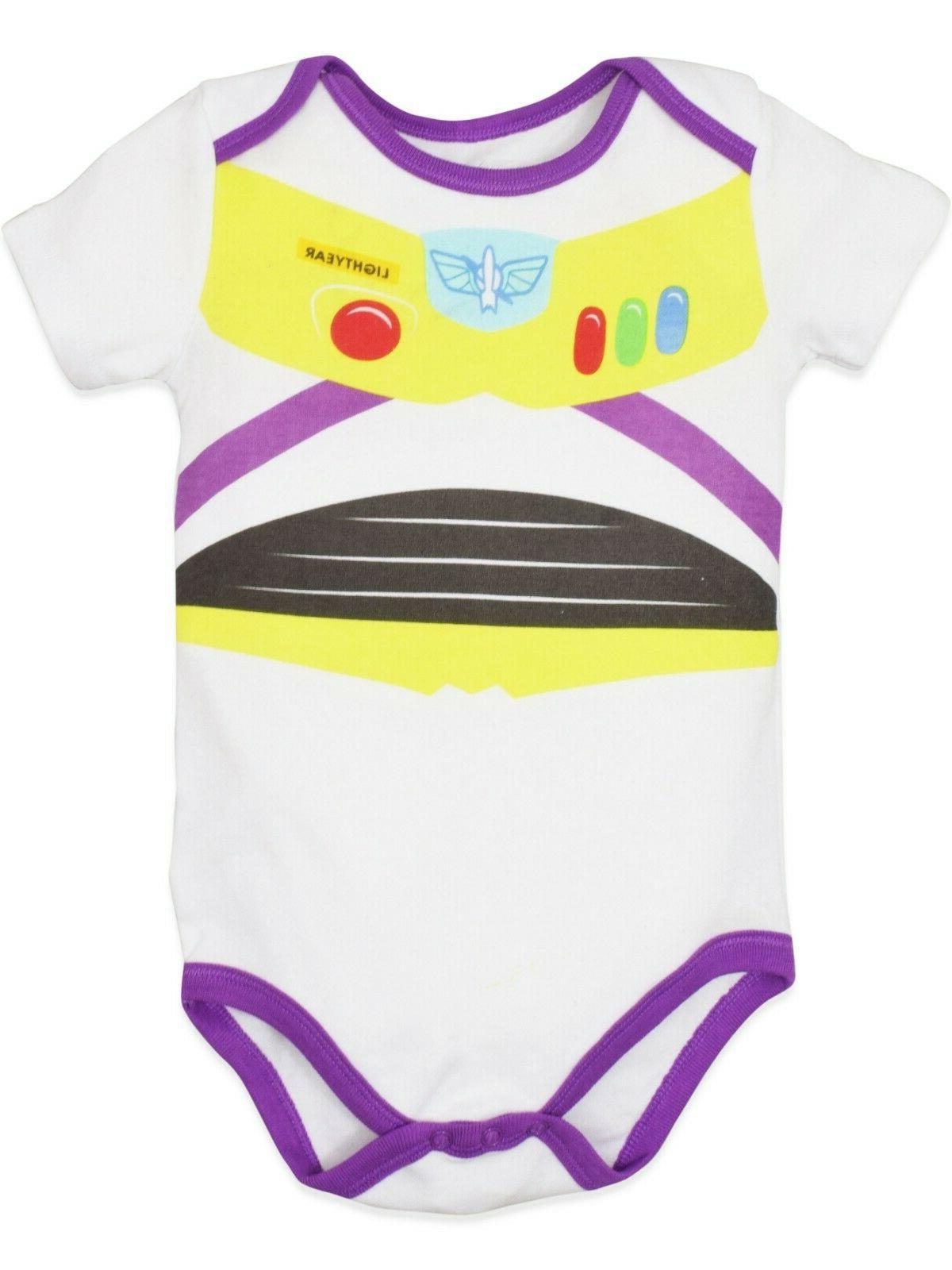 Disney Girl Pack Bodysuits Nemo Buzz Inc.