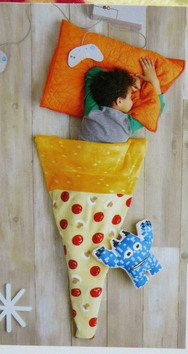"Pillowfort Pizza Tail ~ 100% 52"" top ~New"
