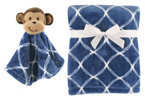 plush blanket animal security