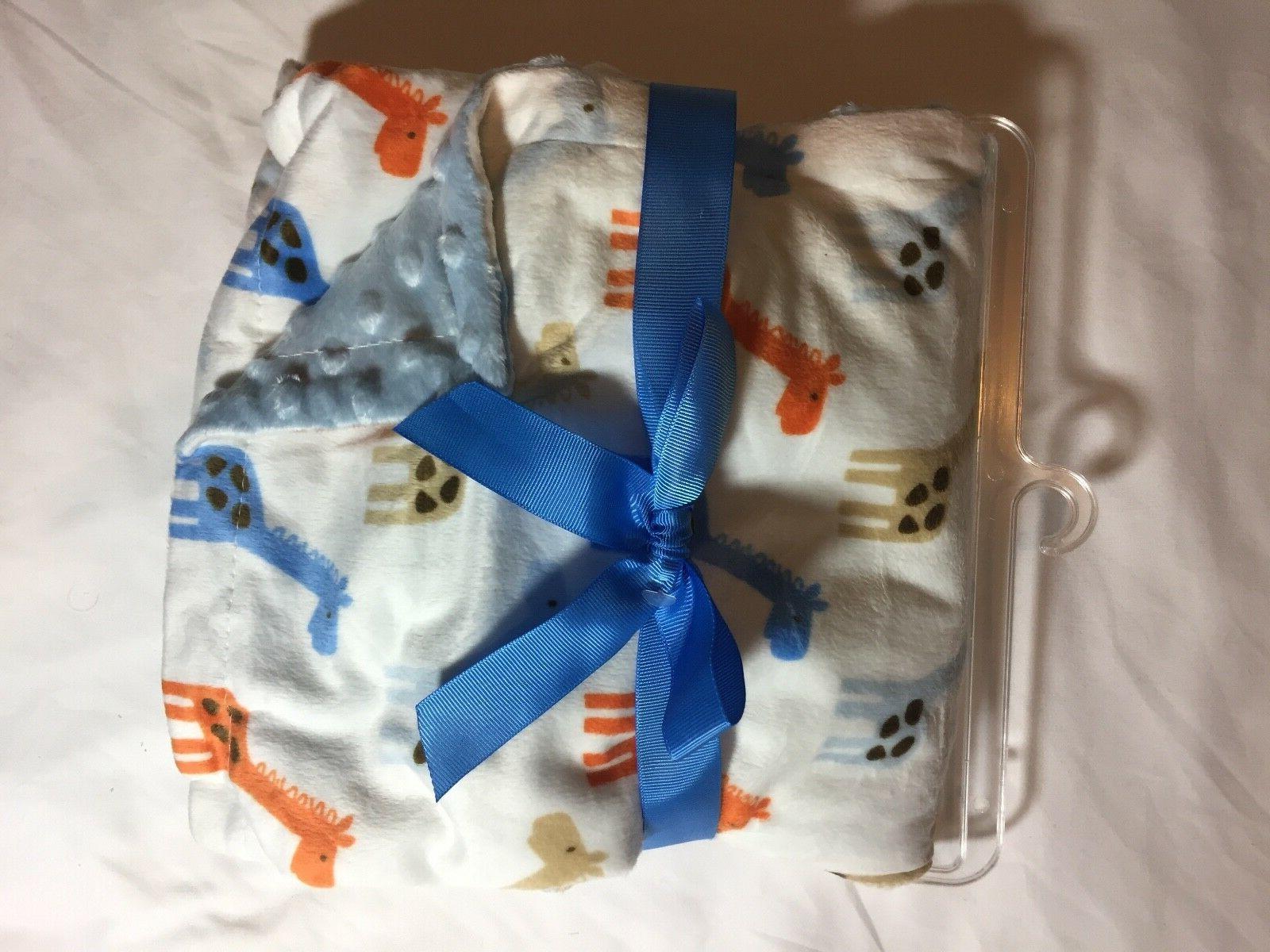 Hudson Blanket Blue