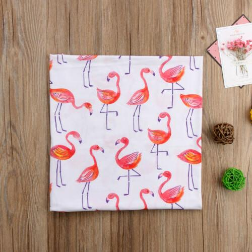 Rac Flamingo Kids Baby Sleeping Bag Wrap US