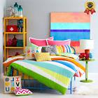9 by Novogratz Rainbow Wrap Mini Comforter Bedding Set King