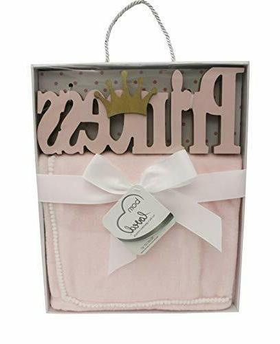 royal baby girl gift set luxury plush
