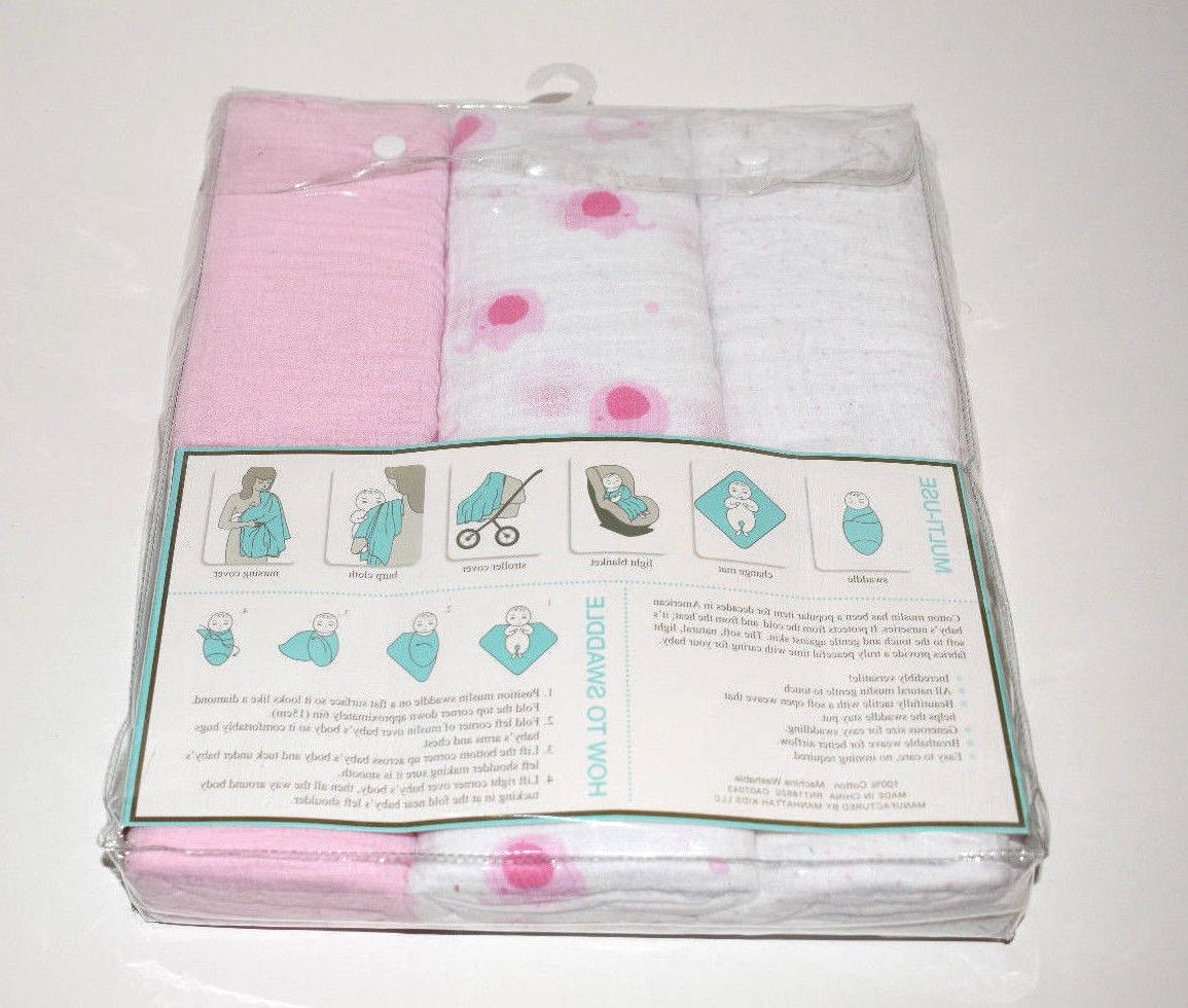 Lollypop 3 Muslin Girls New in