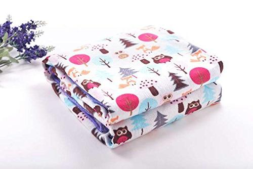 Baby x for Owl Baby Blankets for