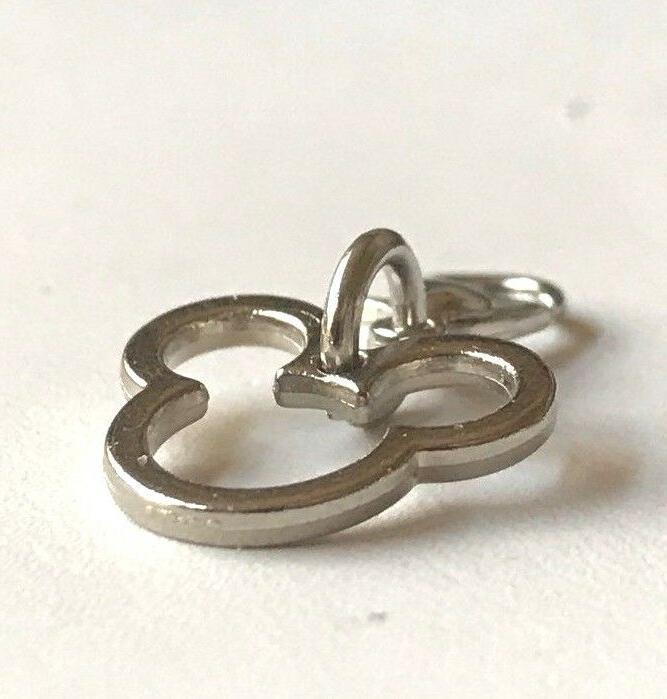 Silver Ears Charm Disney Bracelet Pull Tag
