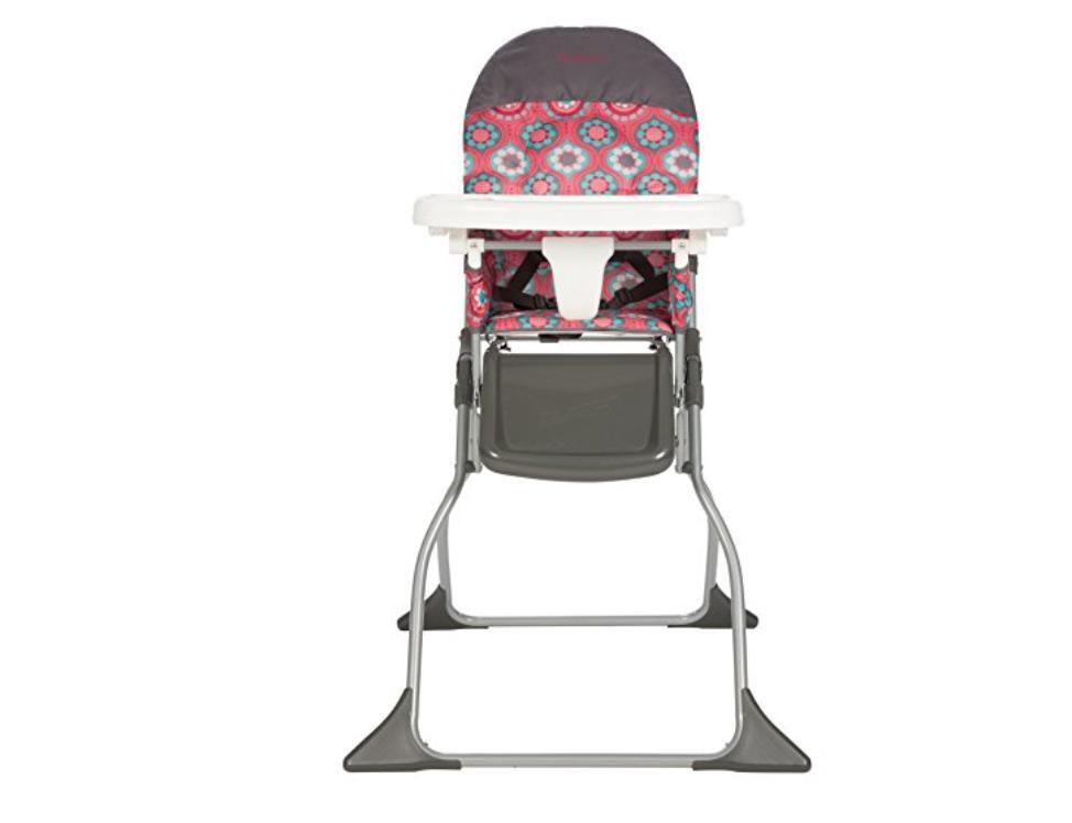 Cosco Simple Fold High Chair for Girls Baby Feeding Chair Ta