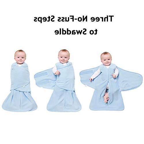 HALO SleepSack Velboa Swaddle,