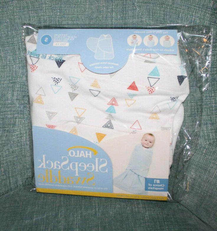 sleepsack swaddle baby wearable blanket sz s