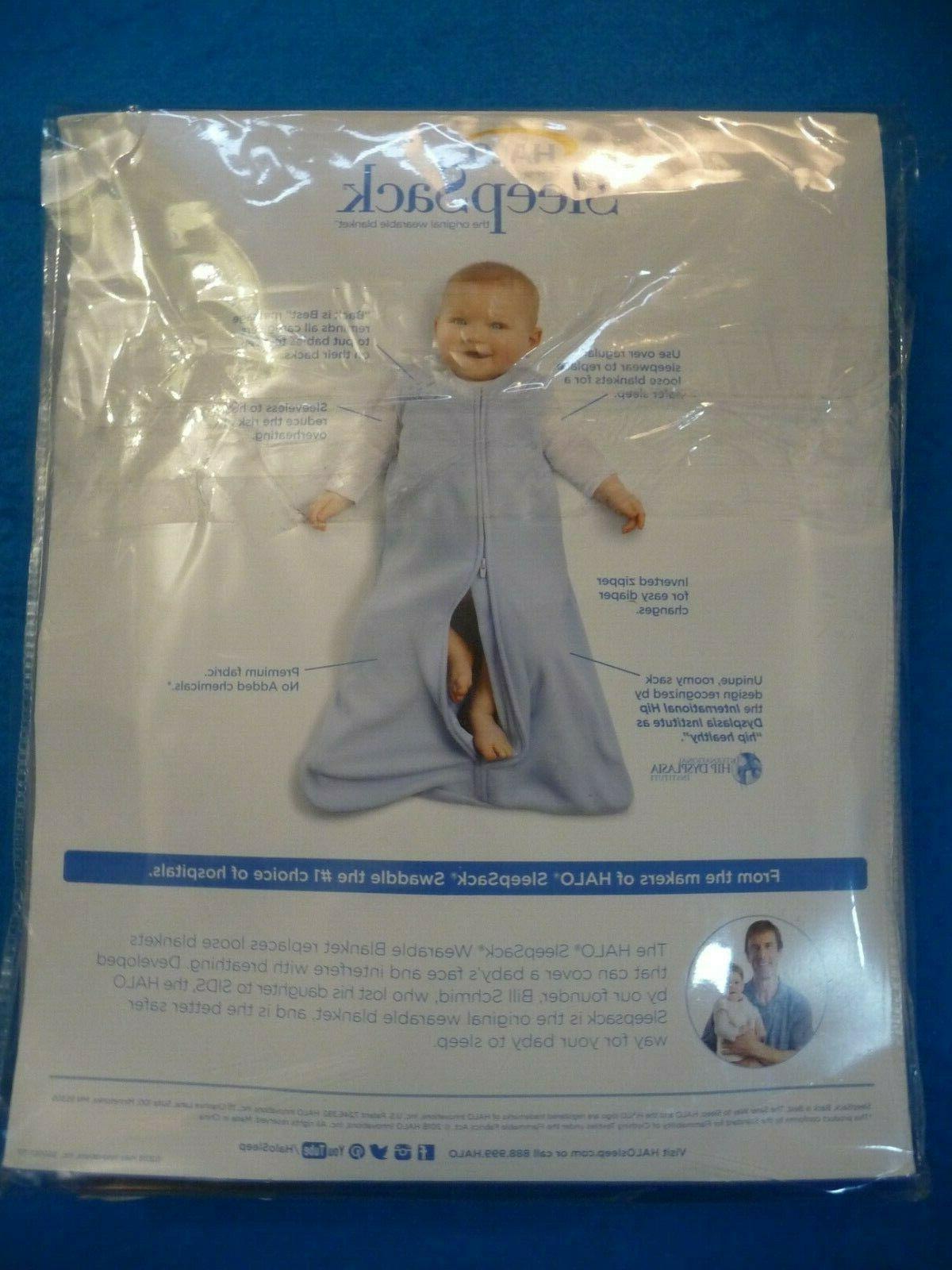Halo Sleepsack Baby Blanket Micro Fleece - Pine 3111