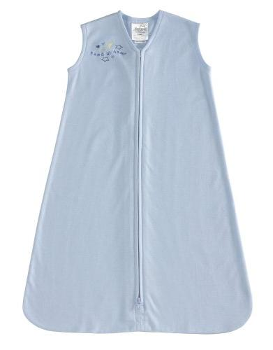 HALO SleepSack Wearable Blanket 100% - Blue