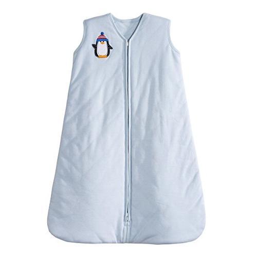 HALO Winter Weight SleepSack, Blue, Large