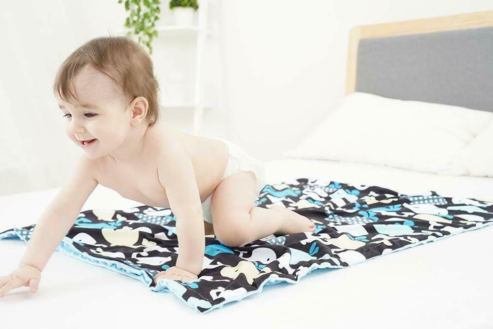 Soft Newborn Toddler Blanket Moses Basket Unisex