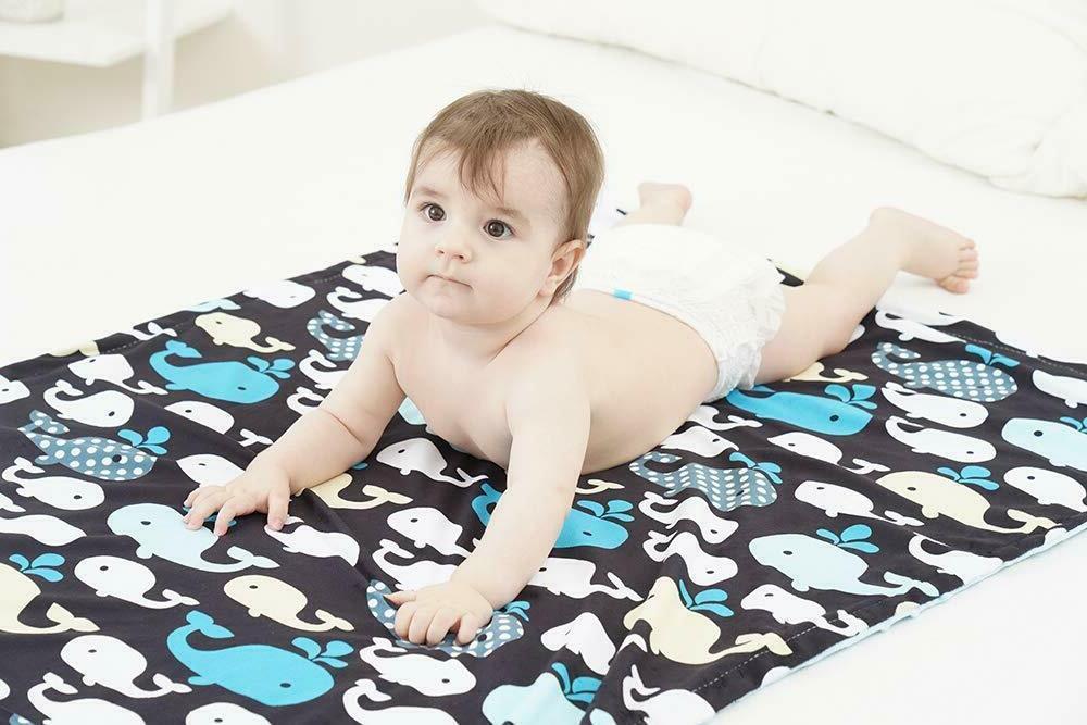 Soft Baby Toddler Blanket Basket Bedtime Unisex