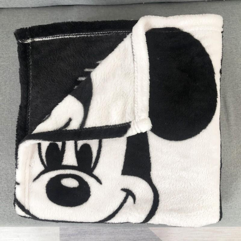Throw 100x140cm Mickey Minnie Boys Children's Kids Bedroom