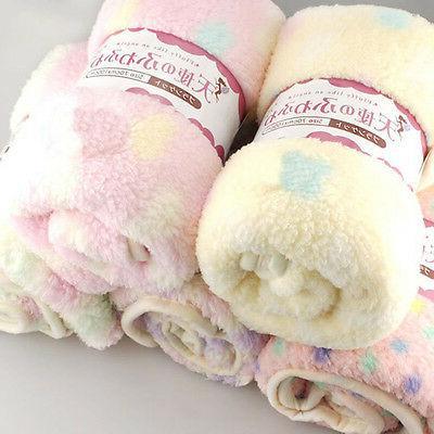 Soft Muslin Newborn Baby Blanket Bedding Blanket Wrap Swaddl