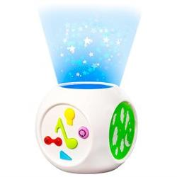 Playbees Baby Soothing Sound Activated Night Light Projector