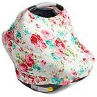 Stretchy Multi Use Carseat Canopy | Nursing Cover | Shopping