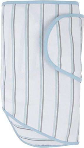 stripes cotton gray