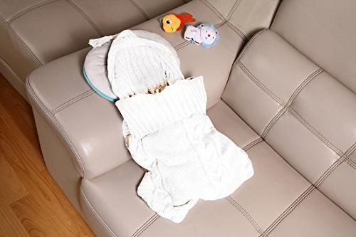 Newborn Baby Blanket-Truedays Large Unisex for Boys Girls,