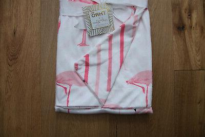 ~ White Pink Flamingos White Pink ~
