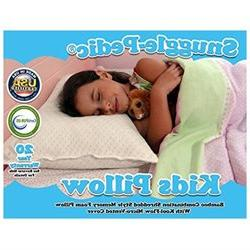 Snuggle-Pedic Toddler and Kids Pillow Kool-Flow Ultra Luxury