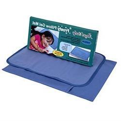 Angel Baby Toddler Pillow Gel Mat - Cooling Pillow Mat Reduc