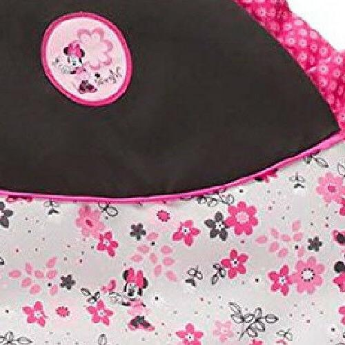 Pink Baby Feeding High Safety Strap Minnie Infant Seat