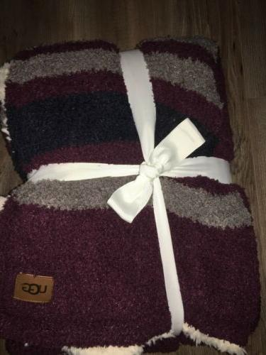UGG Blanket New Pillows And Throw!Beautiful