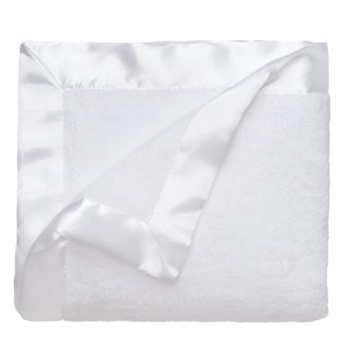 ultra plush blanket satin border blanket 36