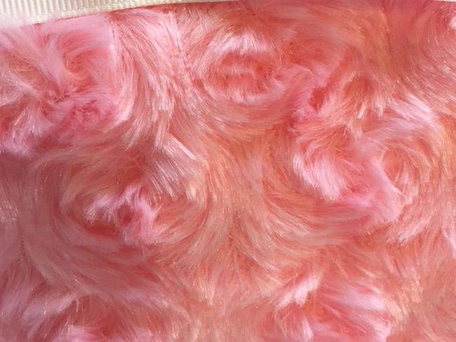 Unicorn Blanket for Girls Rosette Silky Patchwork Newborn