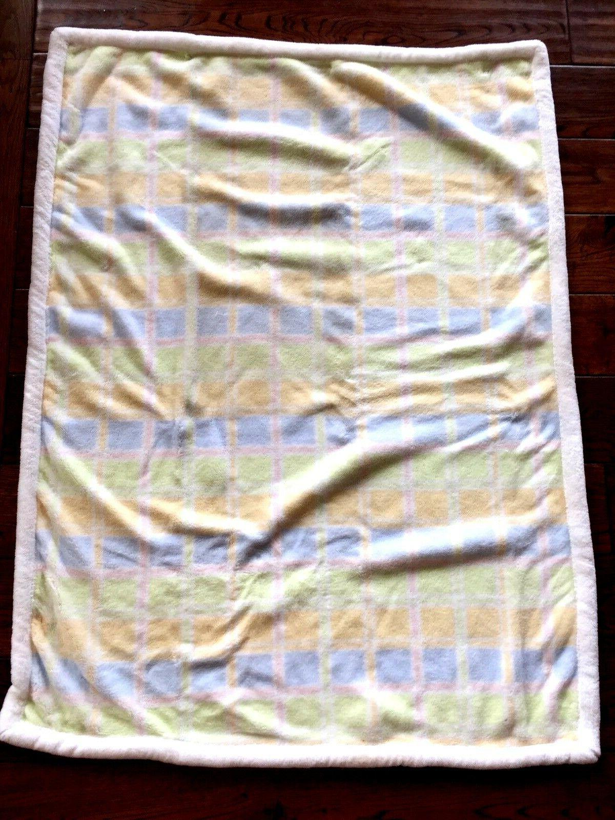 Unisex Baby Blanket CARTERS NWT