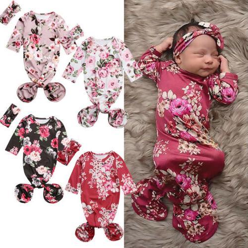 US Flower Girl Swaddle Wrap Sleeping